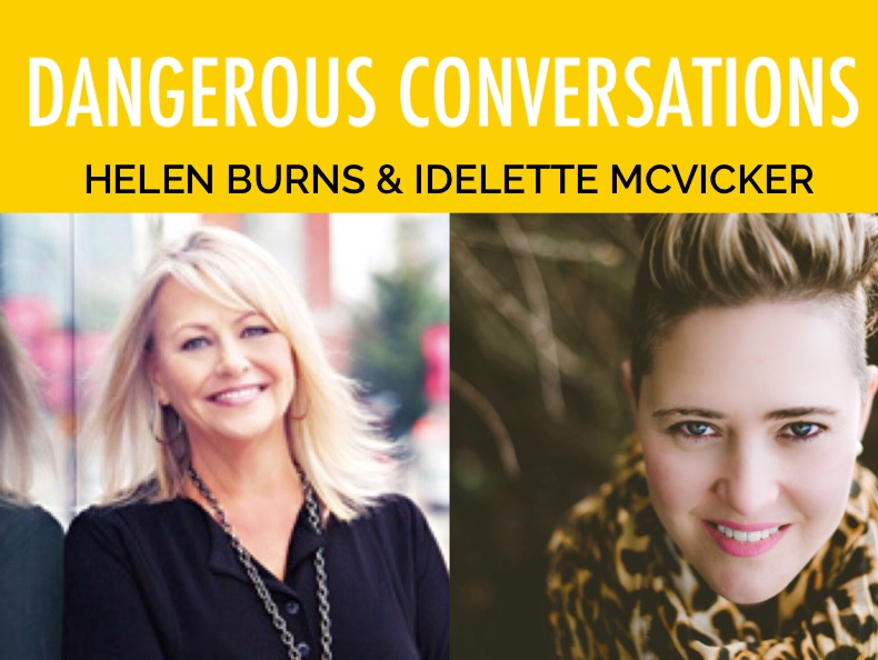 DANGEROUS CONVERSATION WITH HELEN BURNS