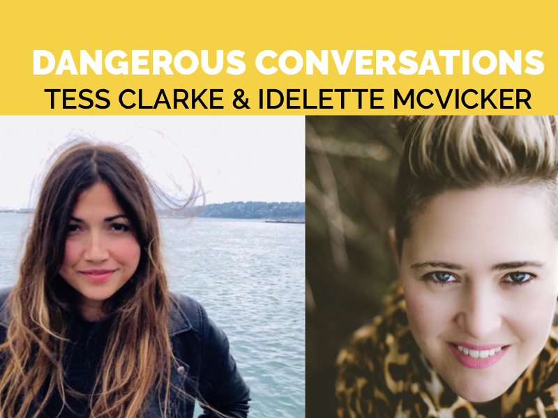 Dangerous Conversation with Tess Clarke, Co-Founder of Seek The Peace