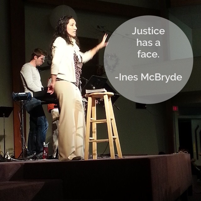 Ines McBryde: Justice Has a Face