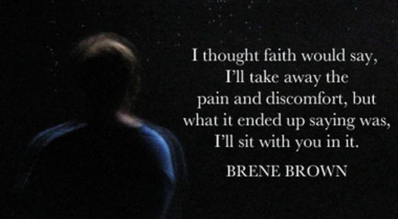 Jesus Wept, By Brene Brown